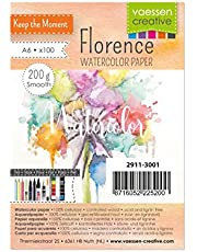 Vaessen Creative Florence Aquarelpapier, glad