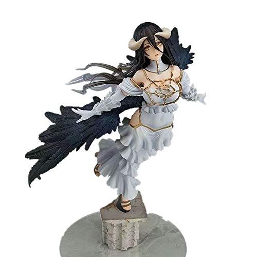 From HandMade Neue Overlord-Figur Albedo-Figur Anime-Figur Action-Figur Maßstab 1/7