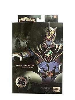 Power Morphicon 2018 Exclusive - Lord Drakkon Figure