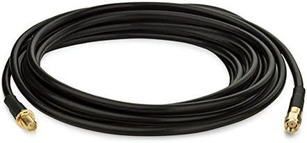 TP-Link TL-ANT24EC3S - Cable alargador de antena, Negro, 3 metros