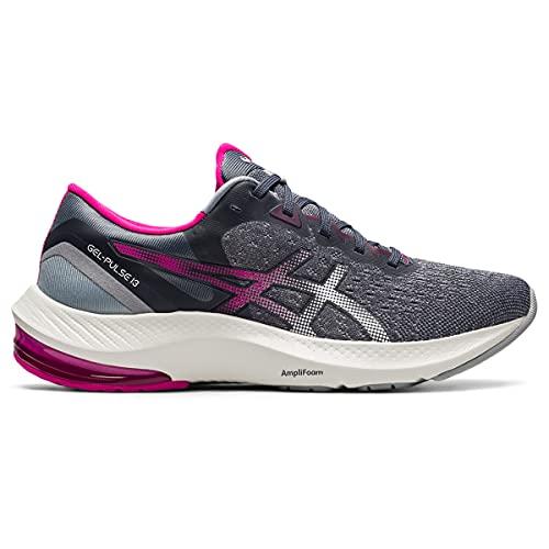 ASICS Gel-Pulse 13, Zapatillas de Running Mujer, Carrier Grey White, 37.5 EU