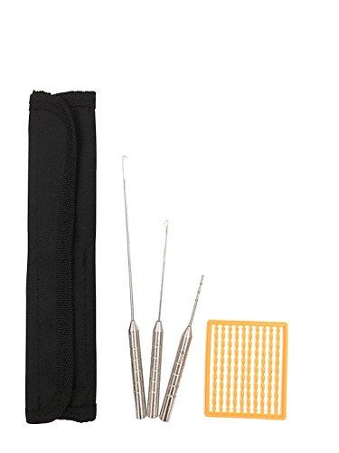 Milepet - Juego de herramientas para cebo de pesca de carpa, cebo de pesca