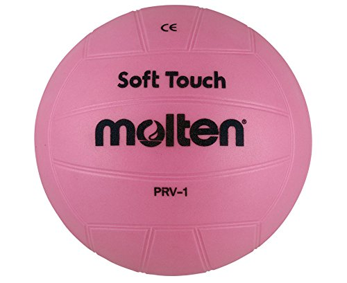 Molten Soft Touch Volleyball - Kinder Trainingsball Kindervolleyball Training Schulsport Bälle Kinderbälle Softball
