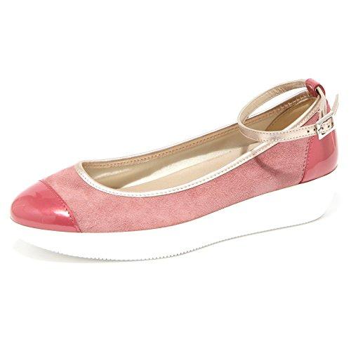 Hogan 85790 Ballerina H 86 Zeppa Fashion Scarpa Donna Shoes Women [35]