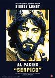 Serpico – Al Pacino – Französisch Film Poster Plakat