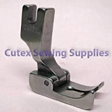 CUTEX SEWING Hinged Left Raising Presser Foot With Guide for Top-Stitch #12463HL (1 / 8