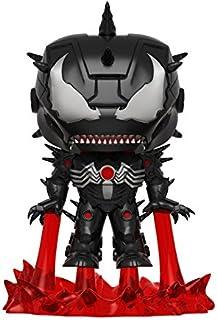 Funko Pop Marvel: Venom – Figura coleccionable de hombre de hierro venoma, multicolor, Moderno, Estándar
