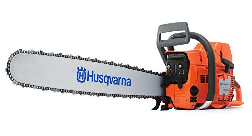 Husqvarna Motosierra térmica 395XP para técnicos