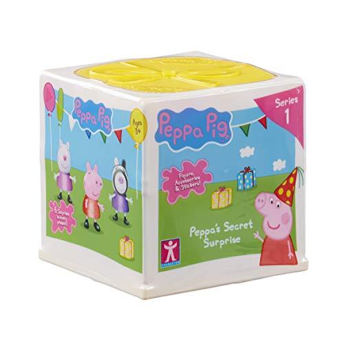 Peppa Pig - Figuras Caja Sorpresa, multicolor (Bandai 6920) , color/modelo surtido