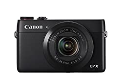 Canon PowerShot G7 X Digital Camera - Best Camera for Vlogging