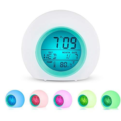 despertador temperatura de la marca Couvkadl