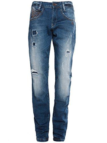 MOGUL Damen Jeans Kim Stretch Denim Artikel-Nr.00016051-4620 30