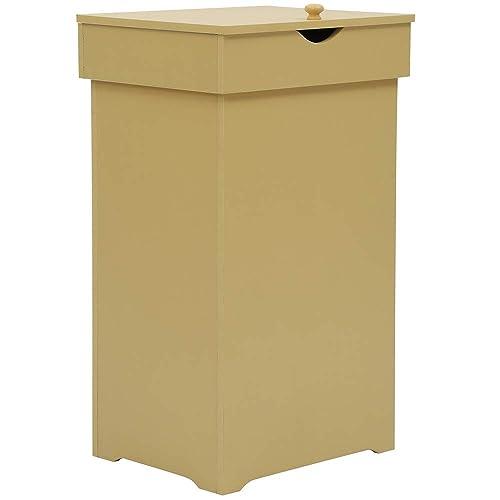Trash Bin Cabinet: Amazon.com