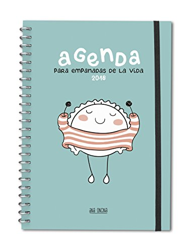 Agenda anual 2018 Croqueta y Empanadilla (TANTANFAN)