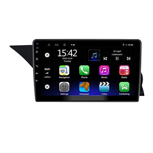 ADMLZQQ 9 Pulgadas Estéreo Multimedia GPS Navegación para Mercedes-Benz GLK-Class X204 2012-2015, Soporte 5G 4G WiFi/FM Am RDS/Control de Voz/Control del Volante/Cámara Trasera,WiFi 2+32