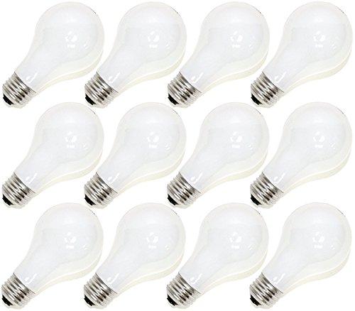 GE 97492 - 25 Watt Soft White Light Bulbs - 12 PACK