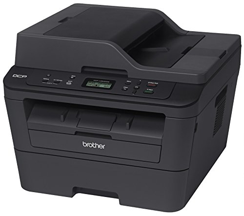 Brother DCP-L2540DW Multifuncional - Impresora multifunción (Laser, 600 x 600 dpi, 600 x 2400 dpi, A4, A4 (210 x 297), 19200 x 19200 dpi)