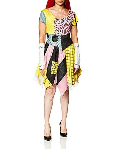Disguise Women's Sassy Sally Costume, Multi, Large (12-14)