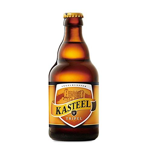 Kasteel Tripel - Kasteelbier - Bierspezialität aus Belgien 0,33l
