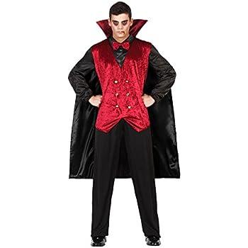 Atosa 28877 Disfraz vampiro adulto XL, talla hombre: Amazon.es ...