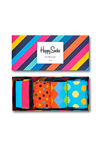 Happy Socks Geschenkbox CLASSICS GIFT BOX XCLA09-6300 Mehrfarbig, Size:36-40