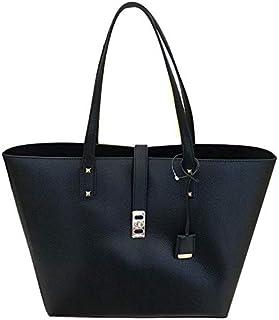 Michael Kors Karson LG Carryall Tote Leather Black