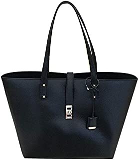 Michael Kors Karson LG Carryall Tote Leather Black