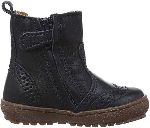Bisgaard Mädchen Meri Chelsea Boots, Blau (Navy 600), 28 EU