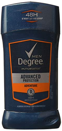 Degree Men Invisible Anti-Perspirant & Deodorant Adventure 76 gr. aus den USA