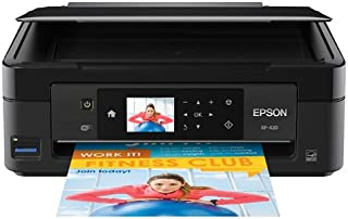Epson Expression Home XP-420 Wireless Color Photo Printer with Scanner & Copier