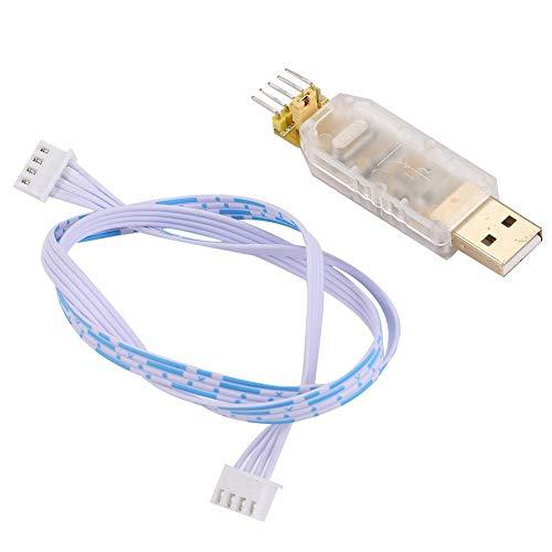 Módulo Convertidor en Serie, Convertidor de Adaptador de Cable de Programación PLC a Módulo TTL