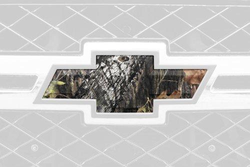 Mossy Oak Graphics 14010-BU Break-Up Auto Emblem Skin