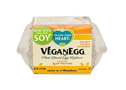 Follow Your Heart Vegan Egg, 4 Ounce