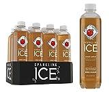 Sparkling Ice Crisp Apple 17 Ounce Bottles (Pack of 12)