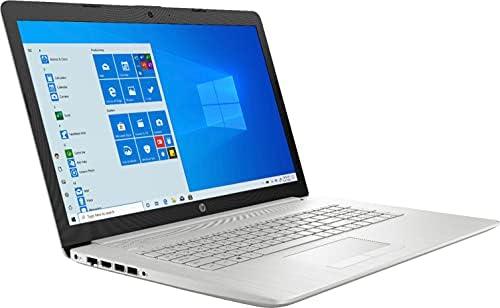 "HP 17 17.3"" FHD Laptop Computer, 11th Gen Intel Quad-Core i5-1135G7 up to 4.2GHz (Beat i7-8569U), 8GB DDR4 RAM, 512GB PCIe SSD, AC WiFi, Bluetooth 4.2, Windows 10, BROAGE 500GB External Hard Drive WeeklyReviewer"