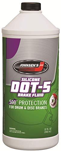 DOT 5 Silicone Brake Fluid - 32 oz. Each, 32 oz....