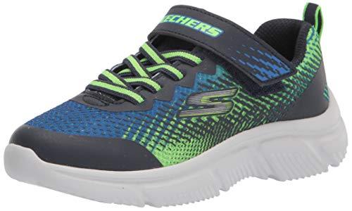 Skechers Go Run 650 Norvo Sneaker, Navy, 32 EU