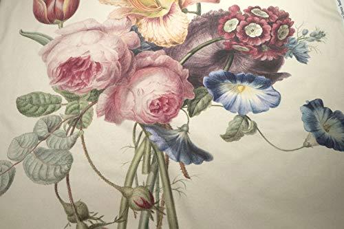 mollipolli-Stoffe Stenzo Jersey Panel Digital Druck Blumenstrauß 1 Stück
