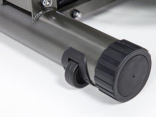 skandika SF-1750 Nemo Wasser-Rudergerät mit justierbaren Flüssigkeitswiderstand für gelenkschonendes Training und LC-Display - 8