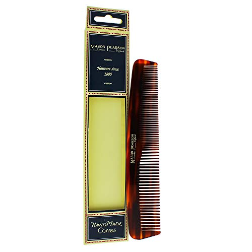 Mason Pearson Salon Hairdressing Barber Dressing Grooming Styling Hair Comb C1
