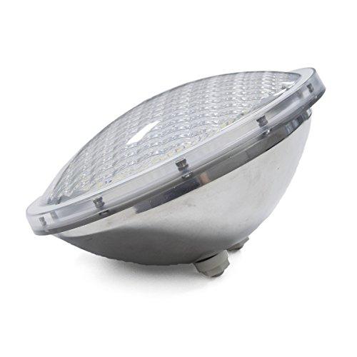 LightED PAR56 Pool IP68 waterdichte LED-lamp G5.3 35W grijs 178 x 108 mm