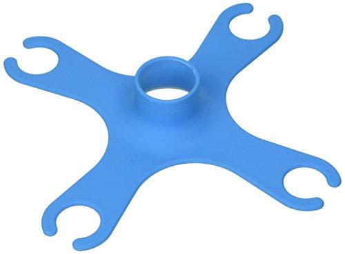 Present Time Spider Porte-verres à vin Bleu