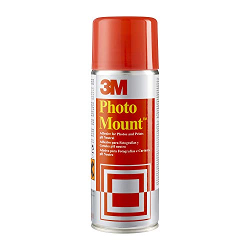 3M Photo Mount - Adhesivo, 400ml