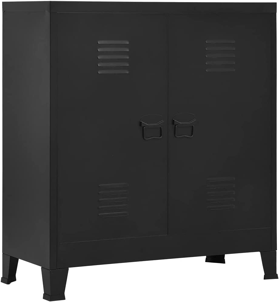 Filing Cabinet Now free shipping Factory outlet Industrial Metal Locker with Door Cabinets Office