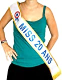 Generique - Echarpe Miss 20 Ans