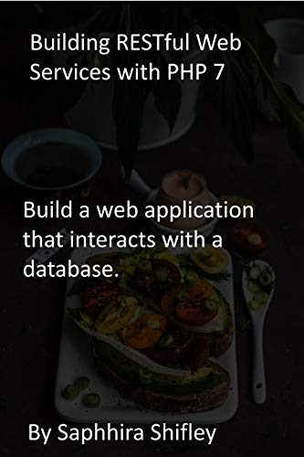 Building RESTful Web Services with PHP 7: Build a web application that interacts with a database. Louisiana