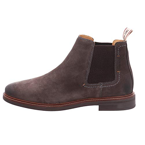 Salamander Herren SARATO Chelsea Boots, Beige (Dark Taupe 47), 43 EU