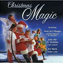 1. Adeste Fideles - James Galway with the Munich Radio Orchestra / 2. O Little Town of Bethlehem - Gordon Langford & Orchestra / 3. Angels We Have Heard on High - The Sounds of Christmas / 4. Deck the Halls with Boughs of Holly / Wassail Song - Hugo Winterhalter's Orchestra and Chorus / 5. Ave Maria - Perry Como with the Ray Charles Singers / 6. Away in a Manger - Gladys Knight and the Pips / 7. It Came Upon a Midnight Clear - The Three Suns with Orchestra / 8. Hark! The Herald Angels Sing - The Melachrino Strings and Orchestra / 9. Up on the Housetop / Jingle Bells - Floyd Cramer / 10. Jolly Old St. Nicholas - Chet Atkins / 11. Silent Night - Ed Ames / 12. Jesu, Joy of Man's Desiring - Virgil Fox