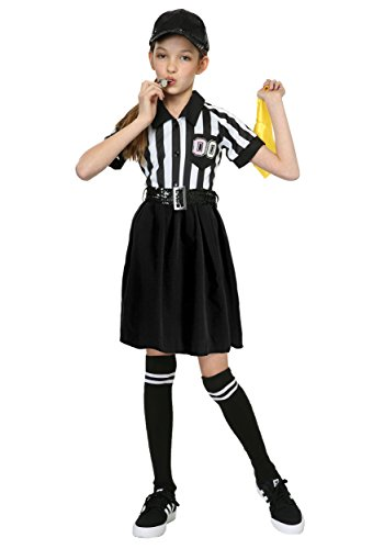 Girl's Referee Costume X-Large