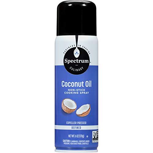 Spectrum Naturals Coconut Spray Oil, 6 fl oz